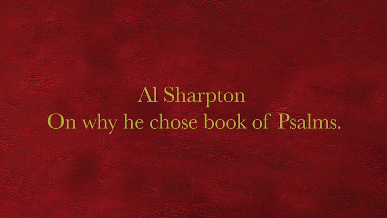 Al Sharpton on 'The Good Book'