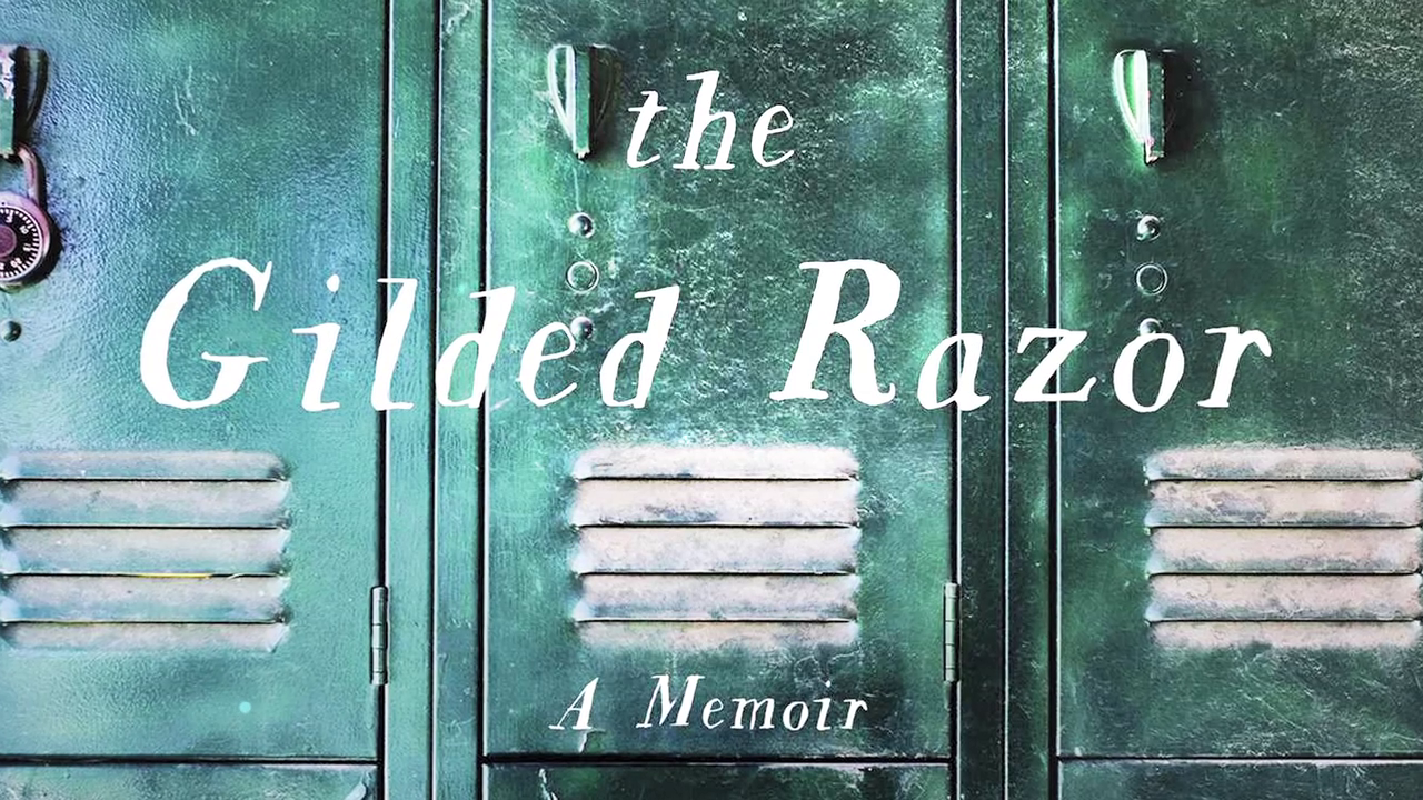 Sam Lansky's powerful memoir, 'The Gilded Razor'