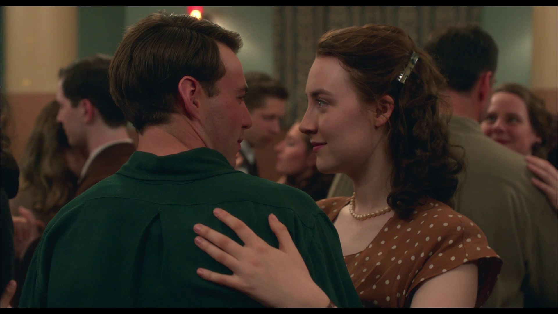 'Brooklyn' movie trailer