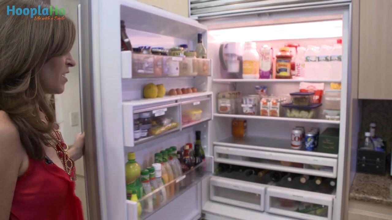 Pro Organizer Shows Off Meticulous Kitchen
