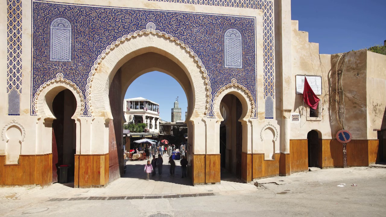 Douglas Kennedy on Morocco and 'The Blue Hour'