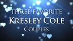 Three Favorite Kresley Cole Couples