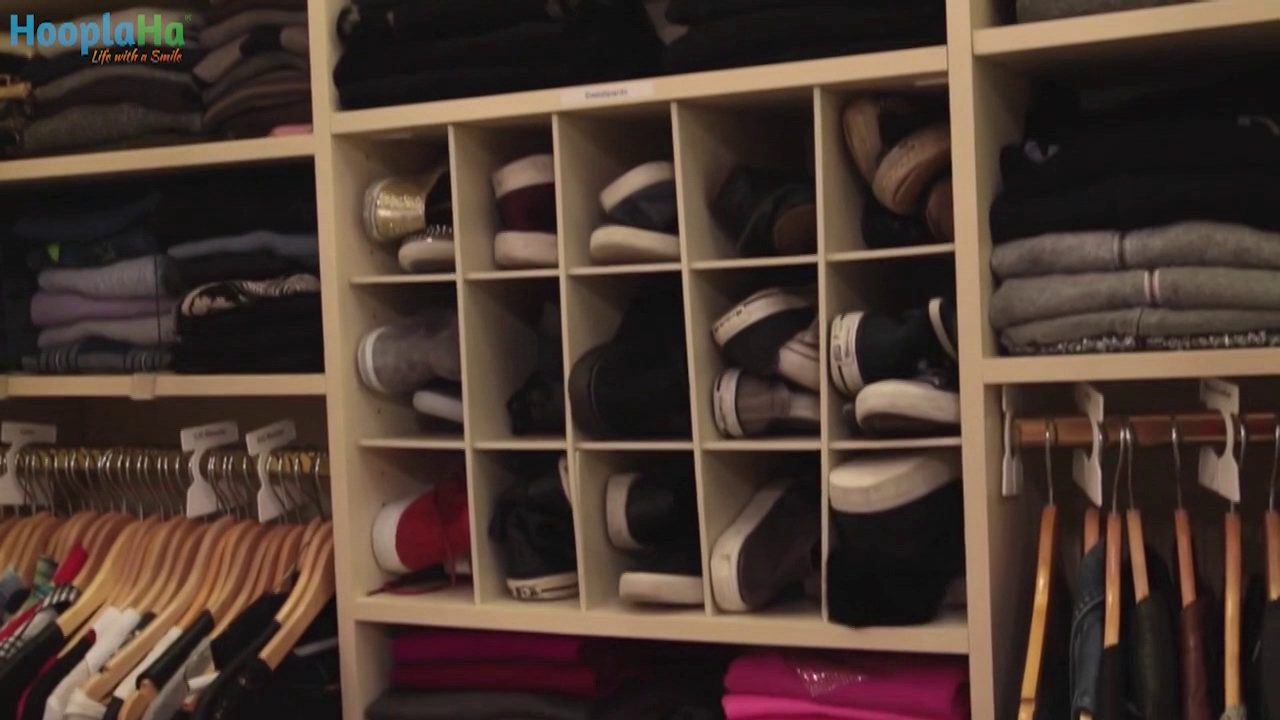 Organize your closet like a Pro