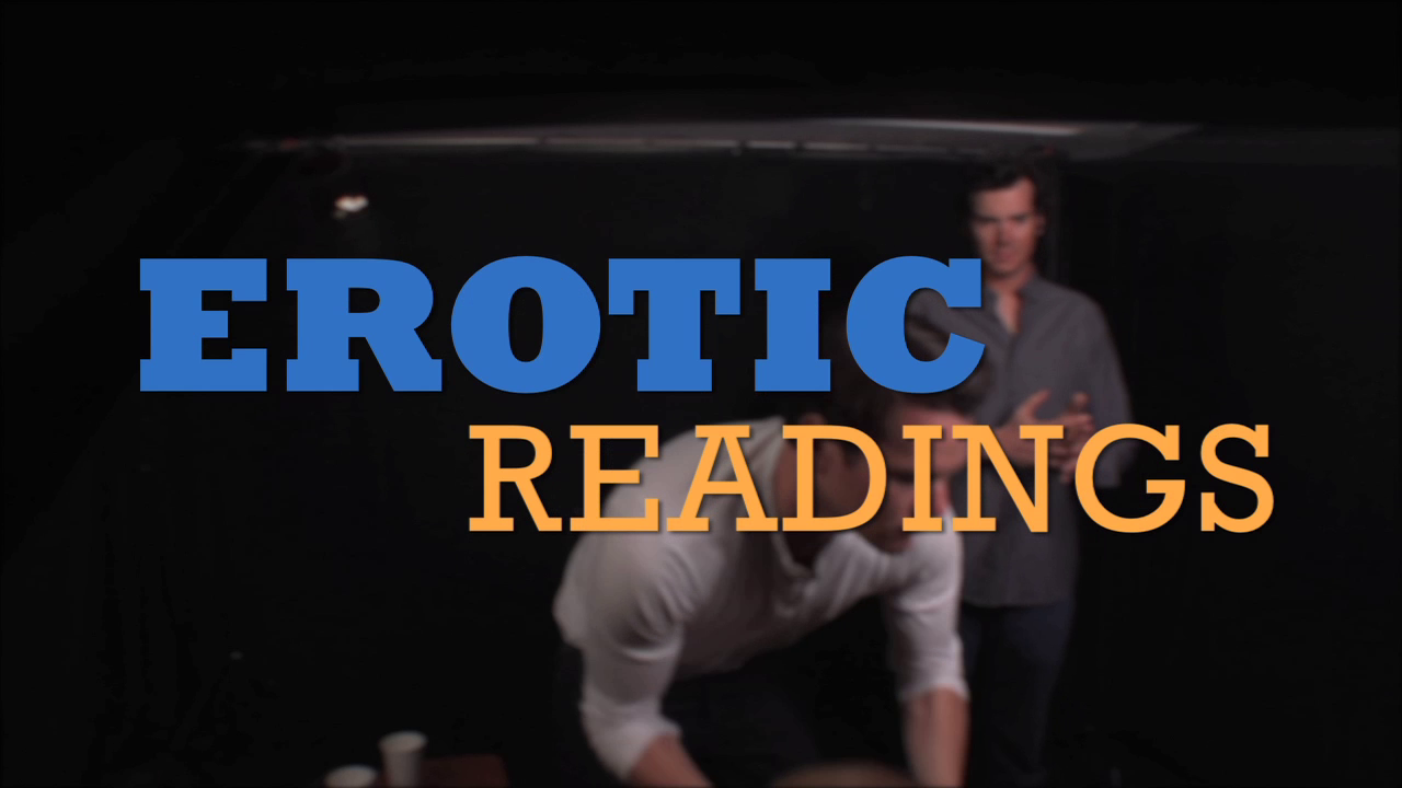 Brothers Read Erotica to Each Other
