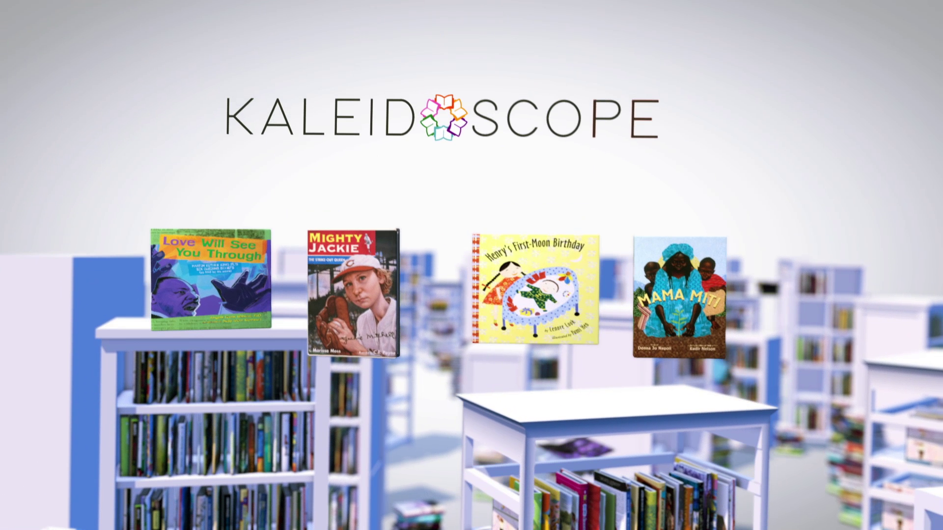 Kaleidoscope – Enlighten Your Shelf