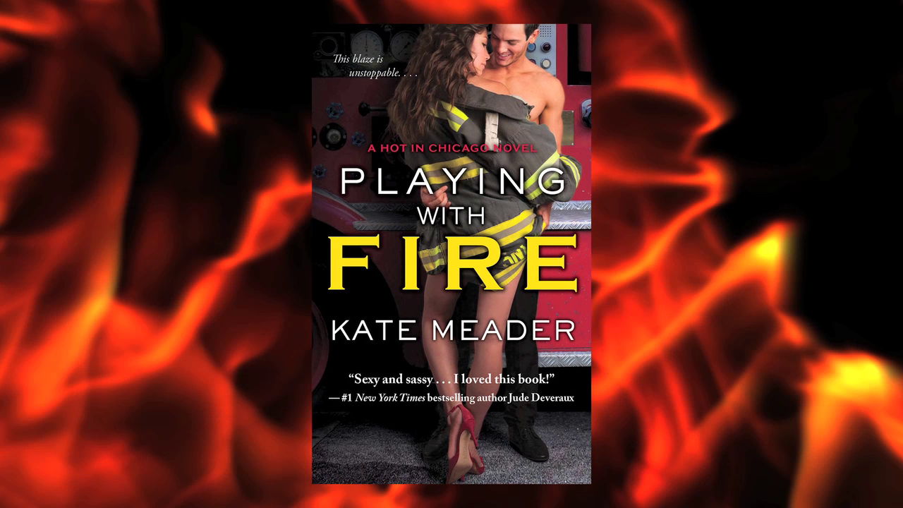 'Playing with Fire' by Kate Meader