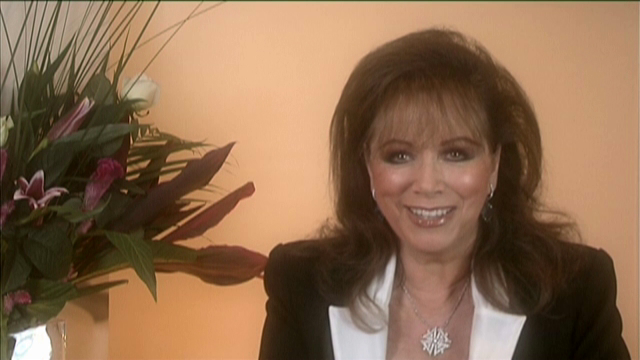 Jackie Collins Revealed