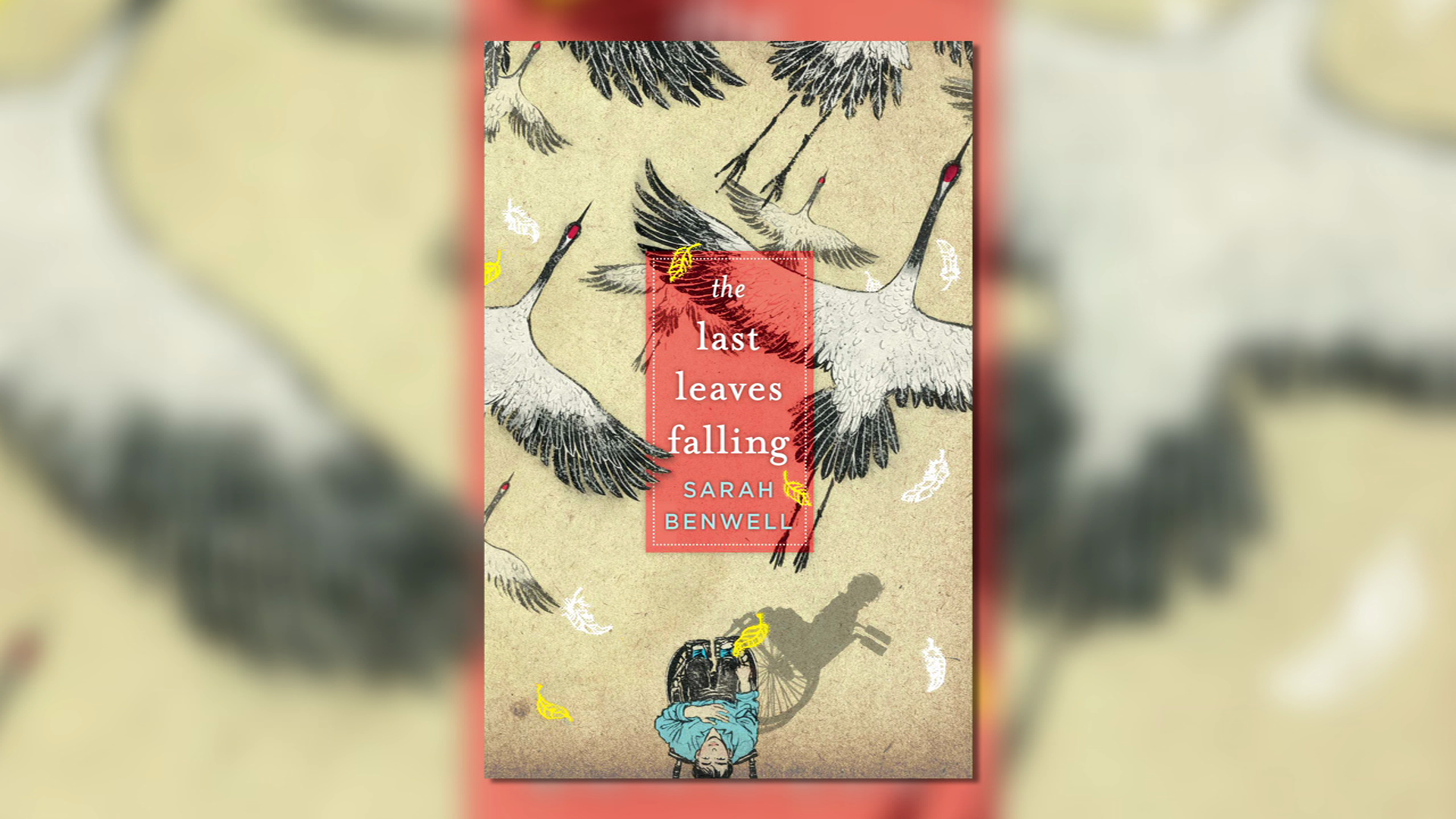 Sarah Benwell on 'The Last Leaves Falling'