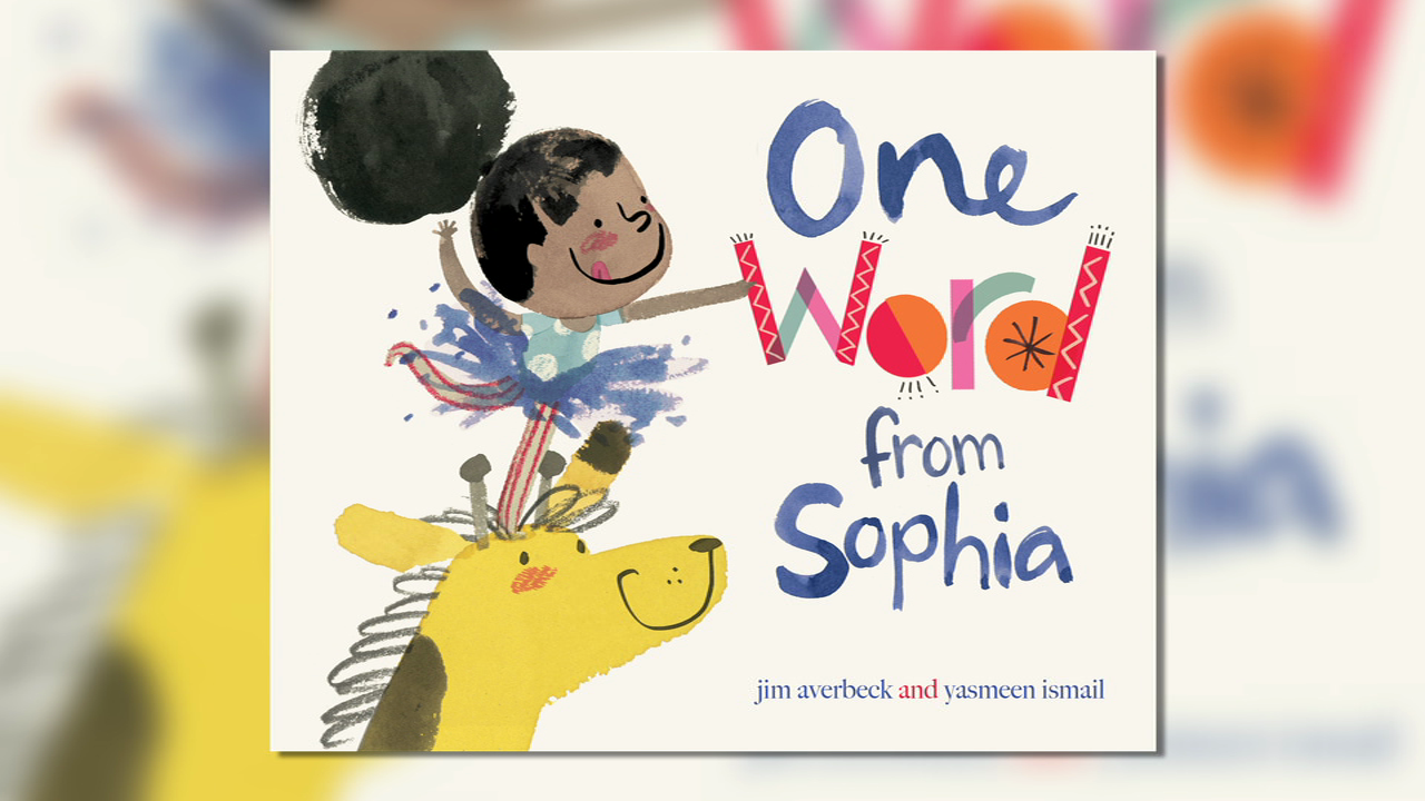 Jim Averbeck's 'One Word From Sophia'