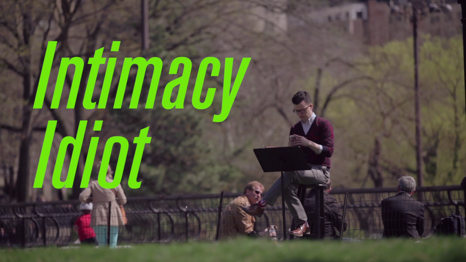 'Intimacy Idiot': The Horny New York Poem