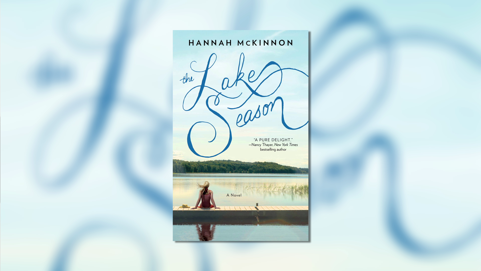 Behind the Book: 'The Lake Season'