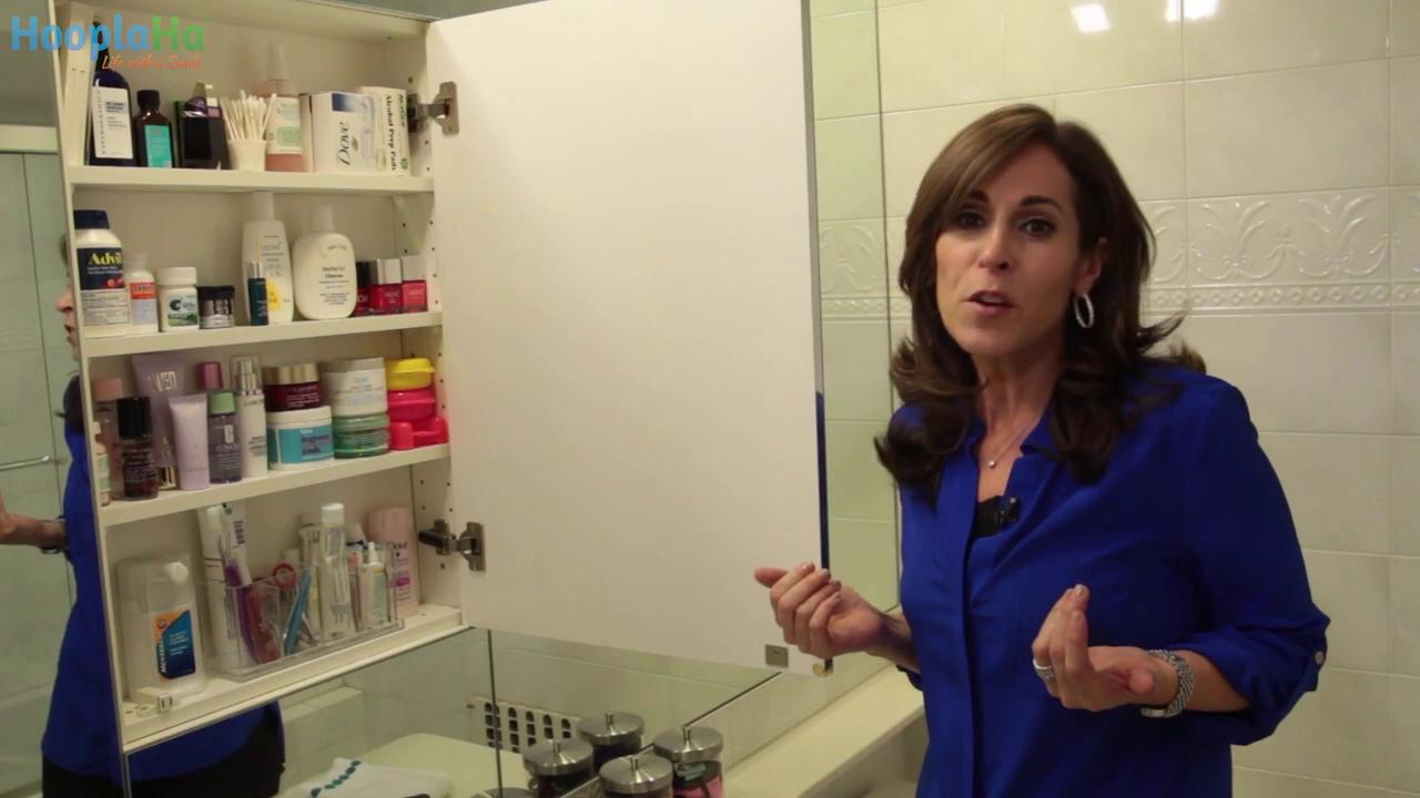Organize your bathroom like a Pro
