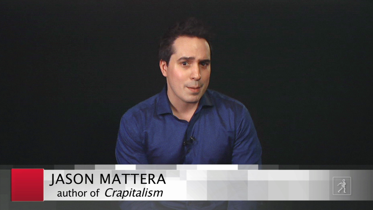 Author Jason Mattera takes on Harry Reid, Maxine Waters, and Greg Meeks
