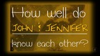 Behind the scenes with John Connolly & Jennifer Ridyard