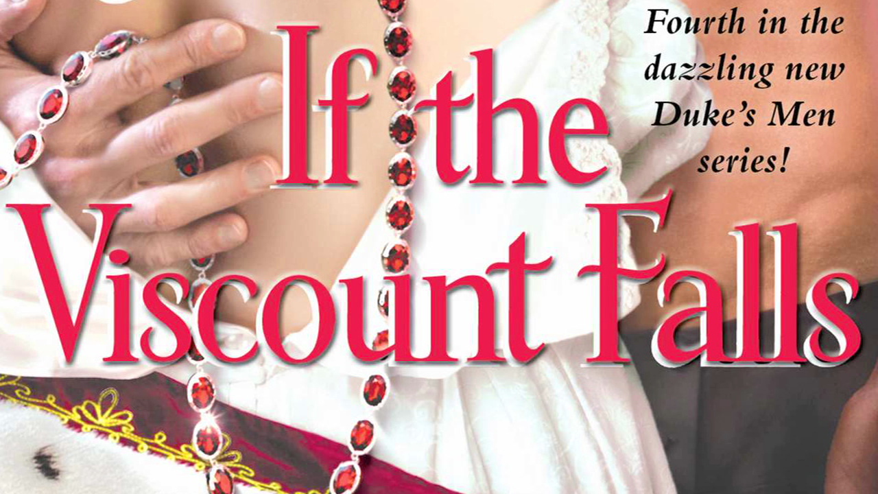 Sabrina Jeffries Discusses 'If the Viscount Falls'