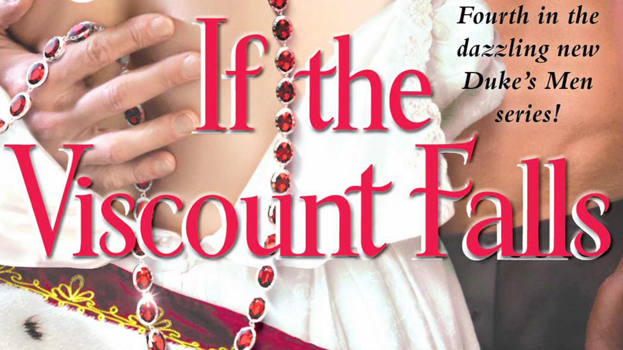 Sabrina Jeffries Discusses 'If the Viscount Falls'