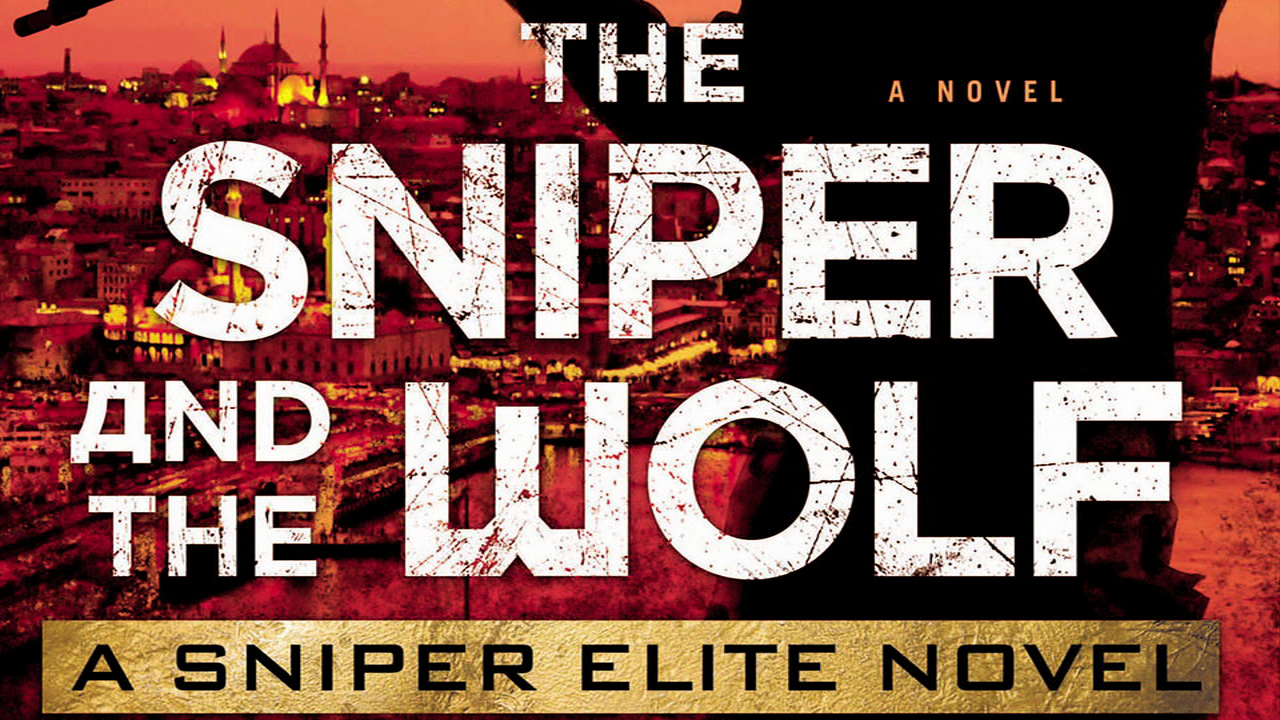 Scott McEwen's 'The Sniper and the Wolf'
