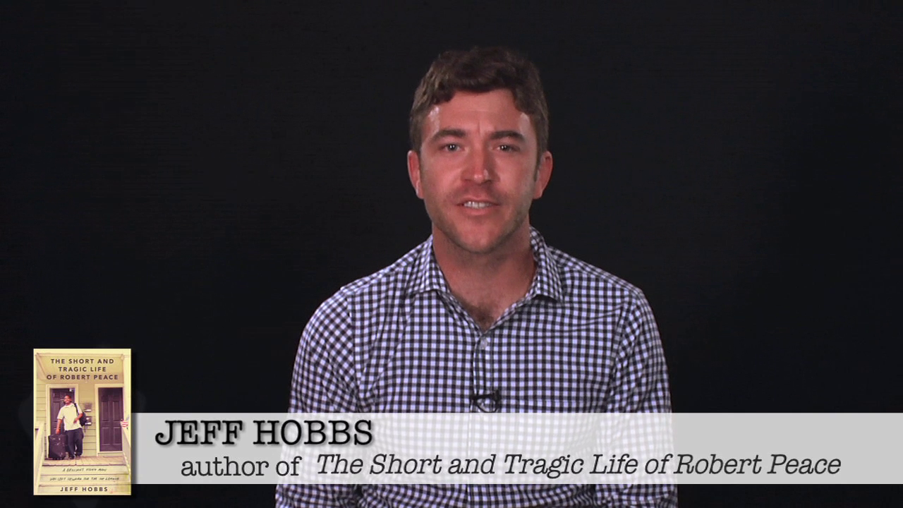 the short and tragic life of robert peace book by jeff hobbs jeff hobbs what are you reading