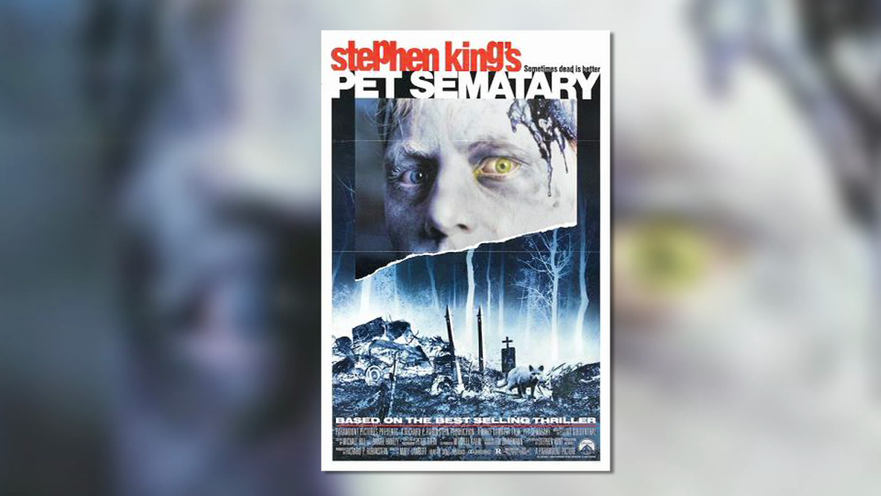 Marky Ramone on Stephen King's 'Pet Sematary'