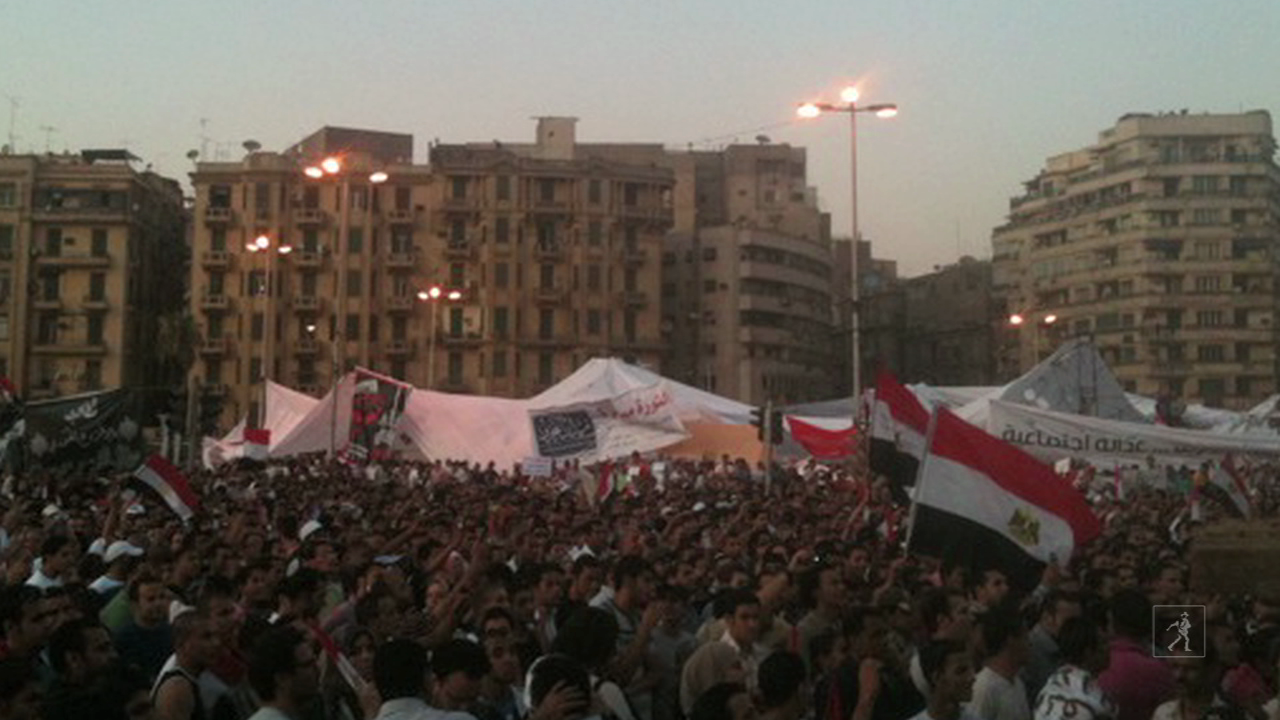 The Real Story Behind the Egyptian Revolution