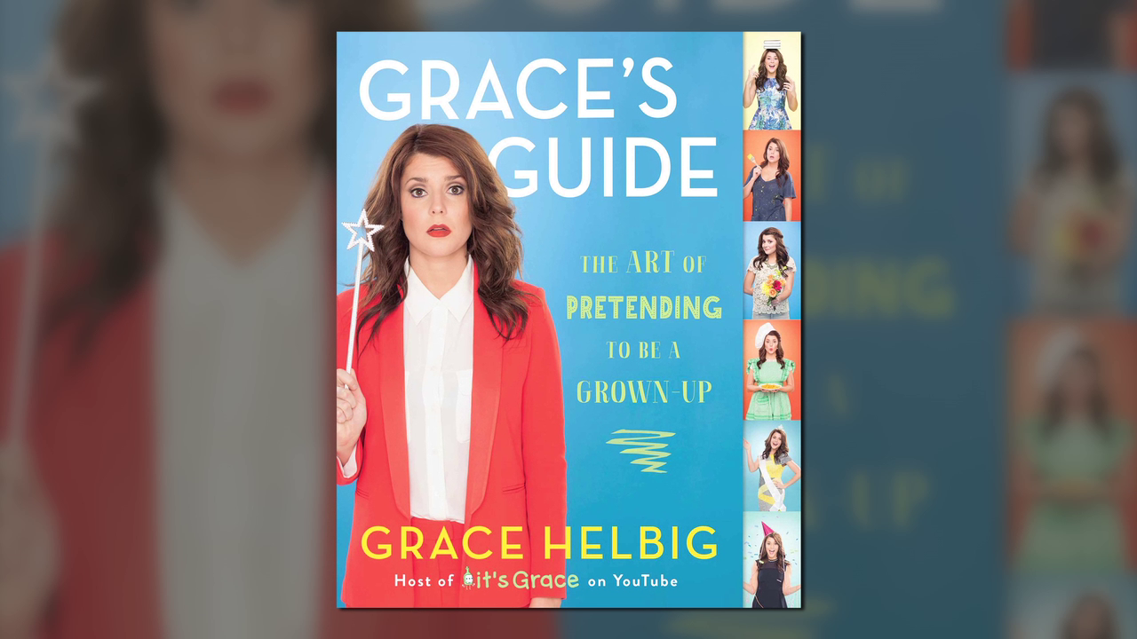 Behind the Book: Grace's Guide