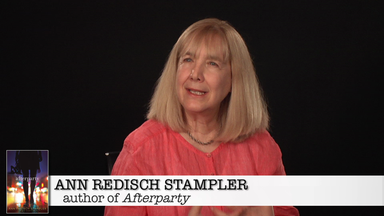 Ann Redisch Stampler: What Are You Reading?