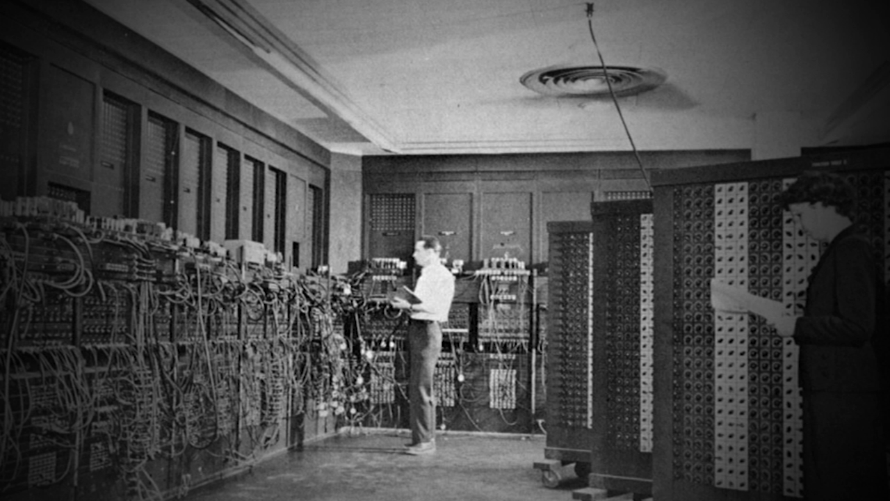 Who Built the First Computer?