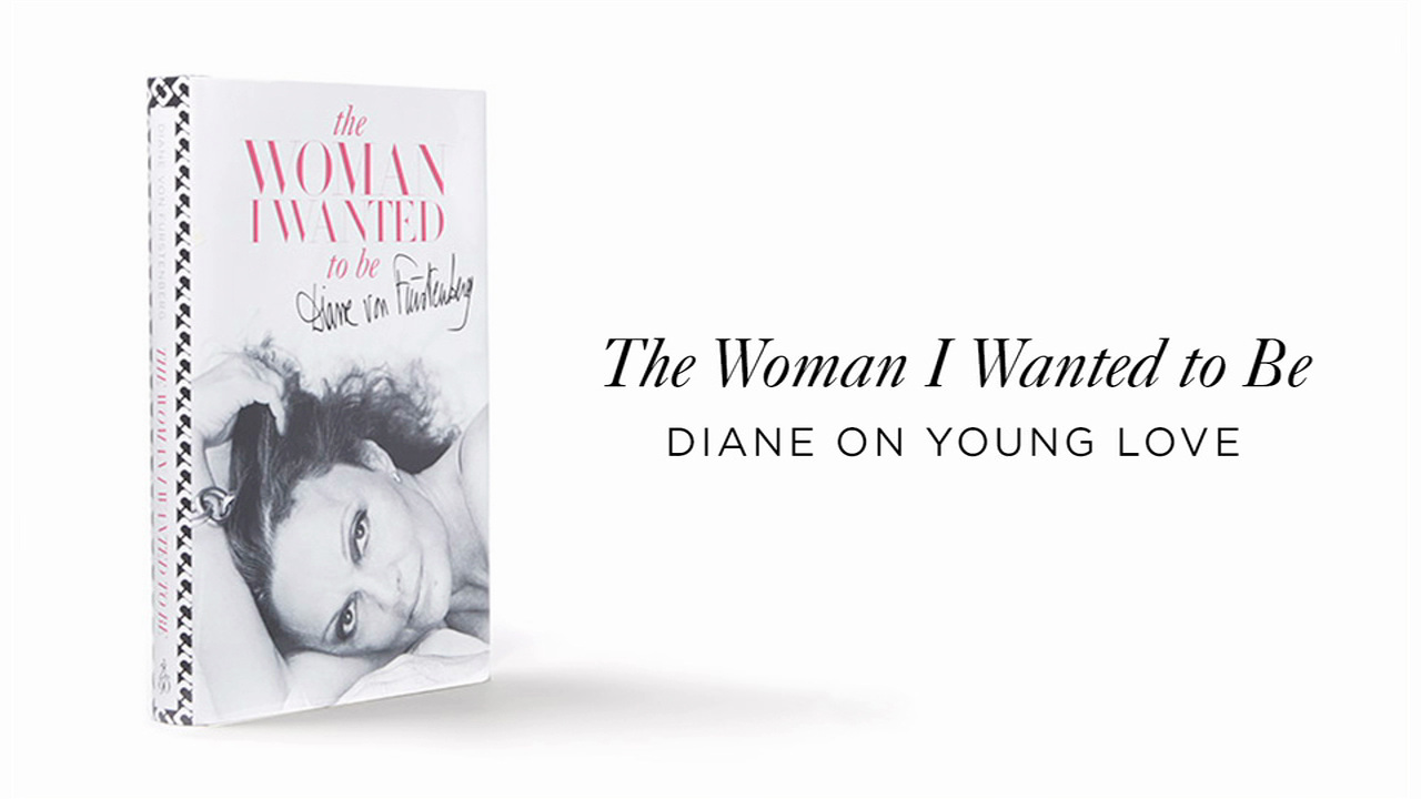 The Woman I Wanted To Be  Book By Diane Von Furstenberg  Official  Publisher Page  Simon & Schuster