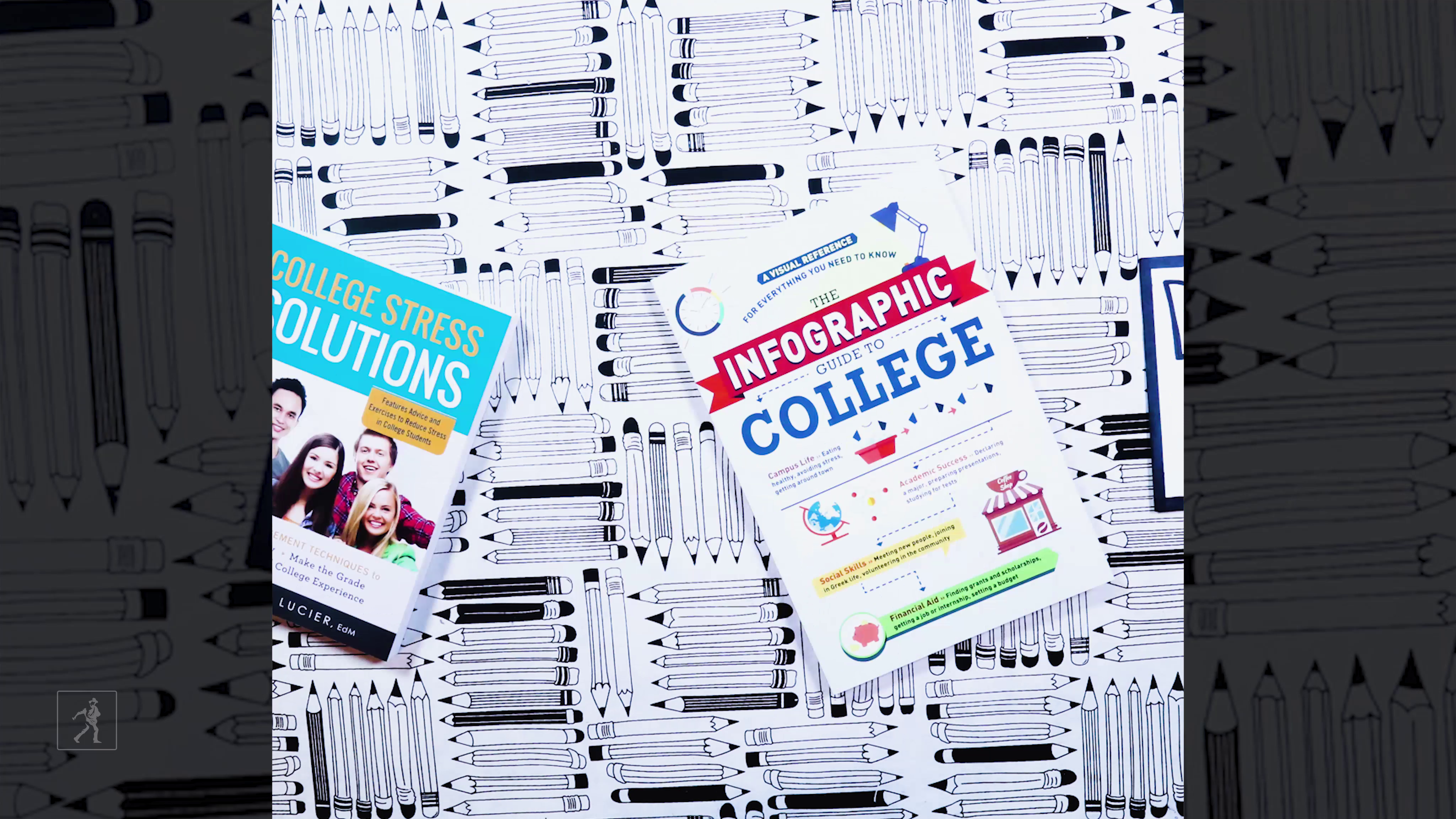 Dorm This Way! Helpful Books For High School Graduates