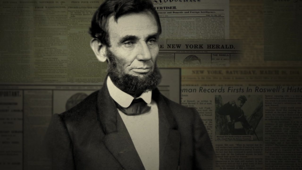 History in Five: Abraham Lincoln and the Press