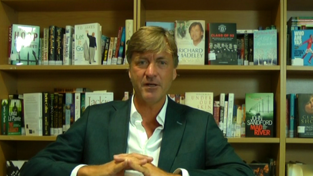 Richard Madeley on the glamour of The Way You Look Tonight