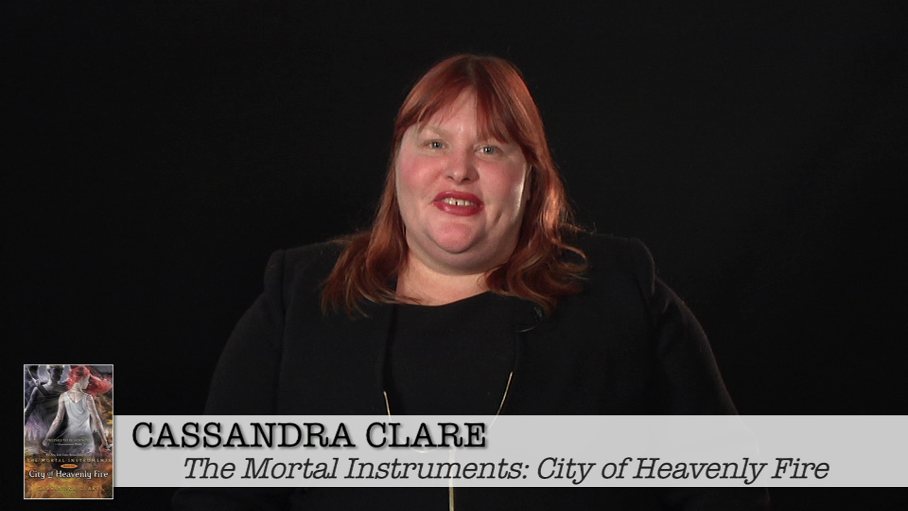 Cassandra Clare: Book That Changed My Life