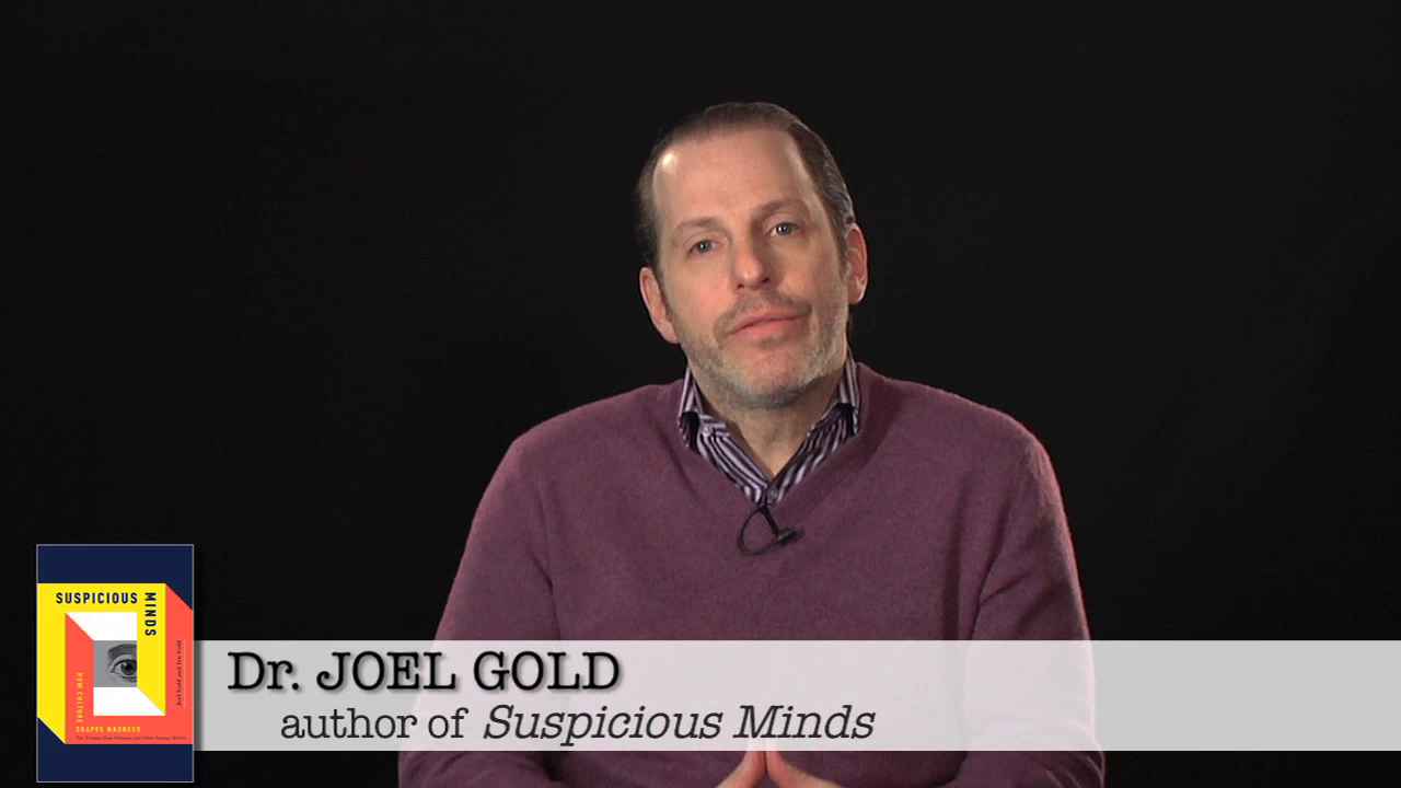 Joel Gold: Book That Changed My Life