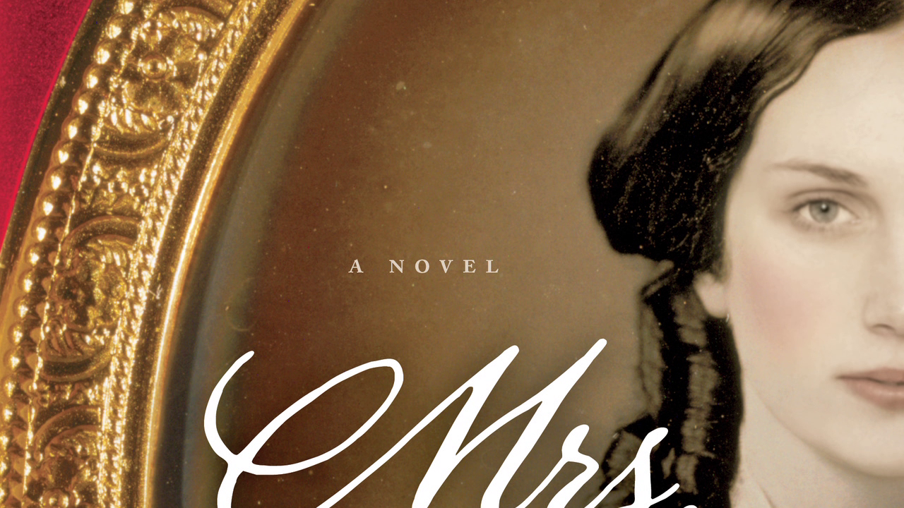 Behind the Book: Mrs. Poe