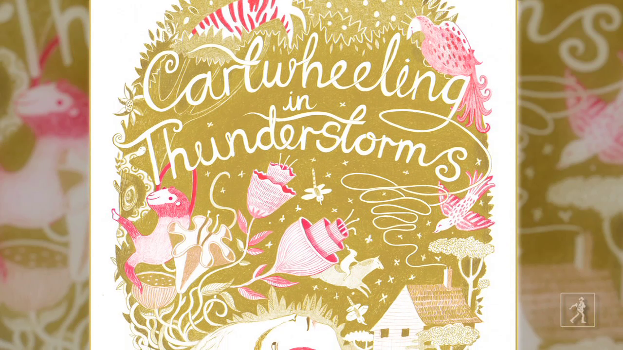 Katherine Rundell on Cartwheeling in Thunderstorms
