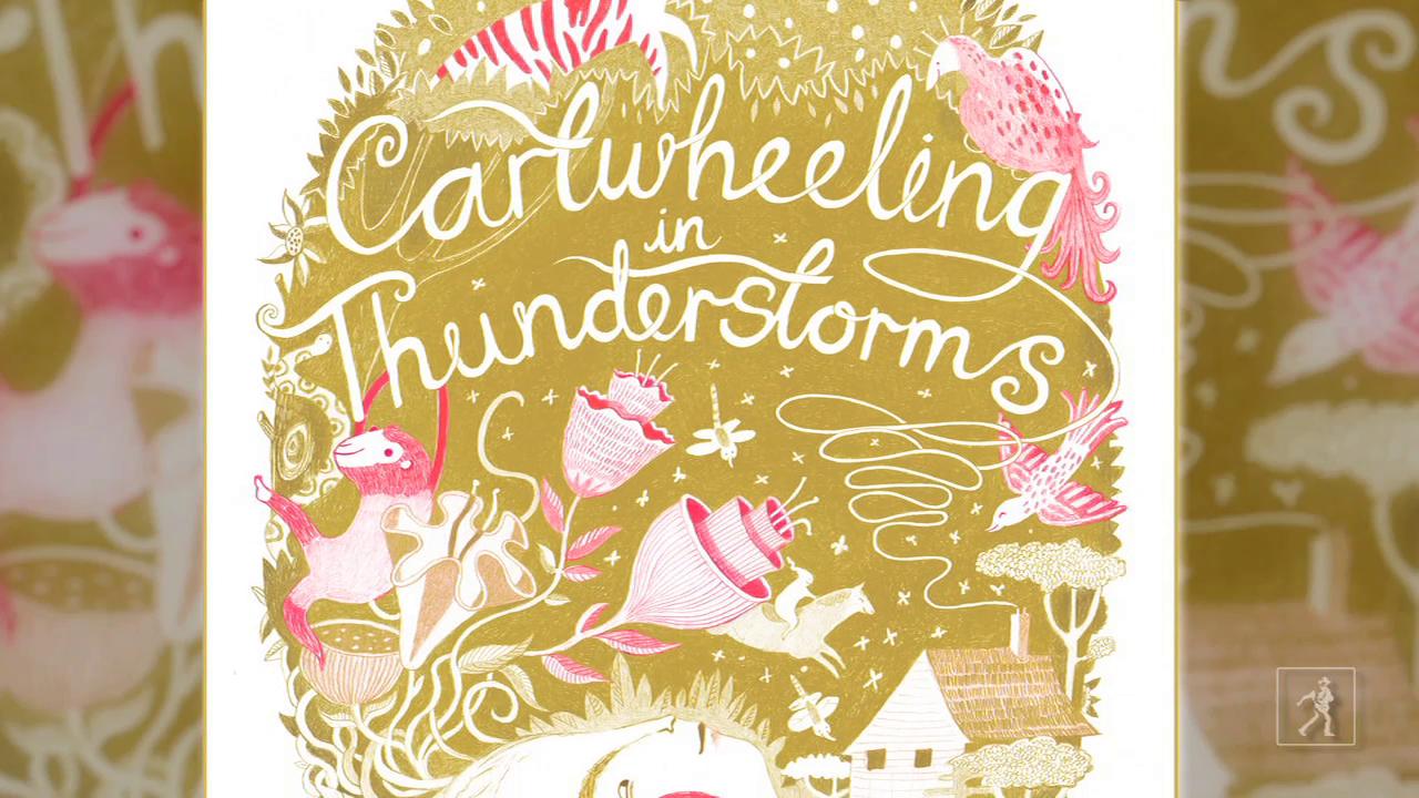Katherine Rundell on Carthwheeling in Thunderstorms