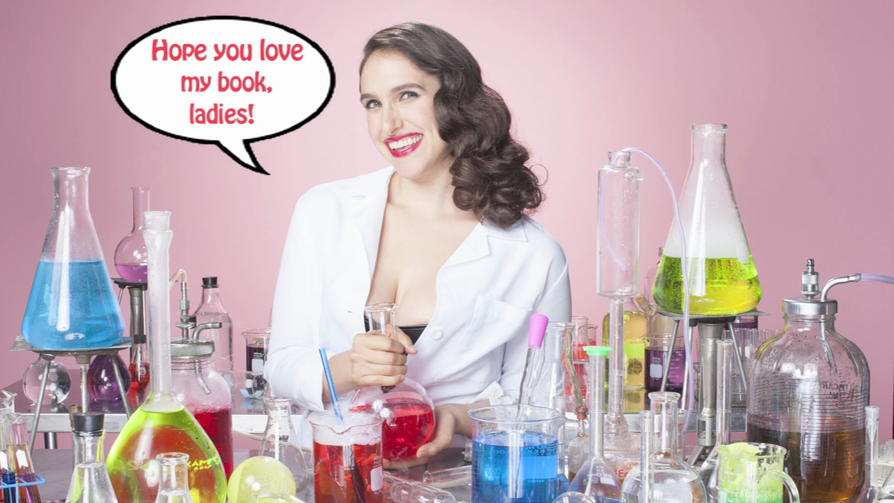 Megan Amram Gets Into Science!