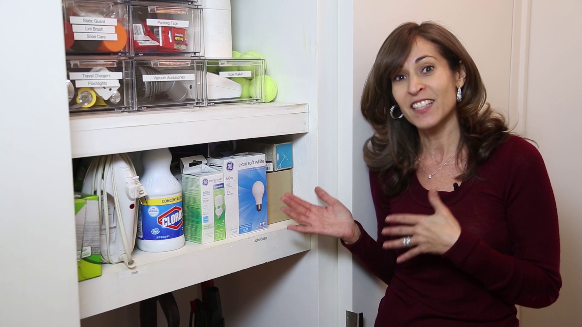 Organize Your Utility Closet Like a Pro