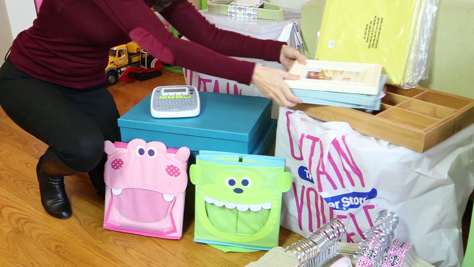 Organize Household Supplies Like a Pro