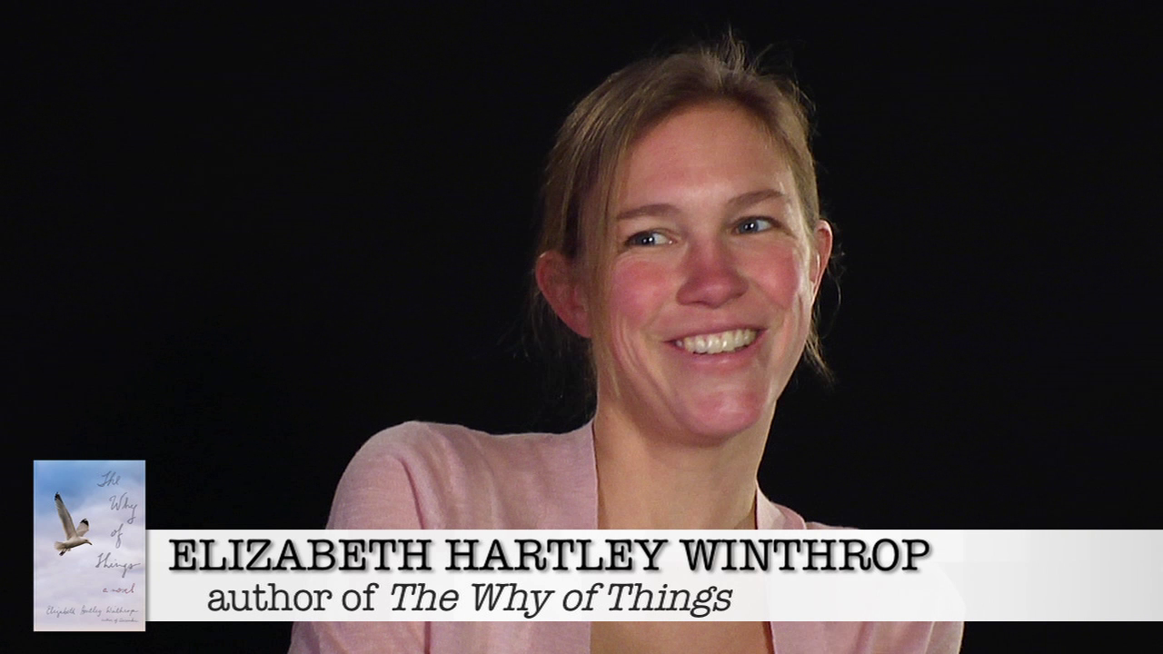 Elizabeth Winthrop: What Are You Reading?