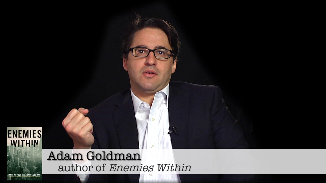 Adam Goldman: What Are You Reading?
