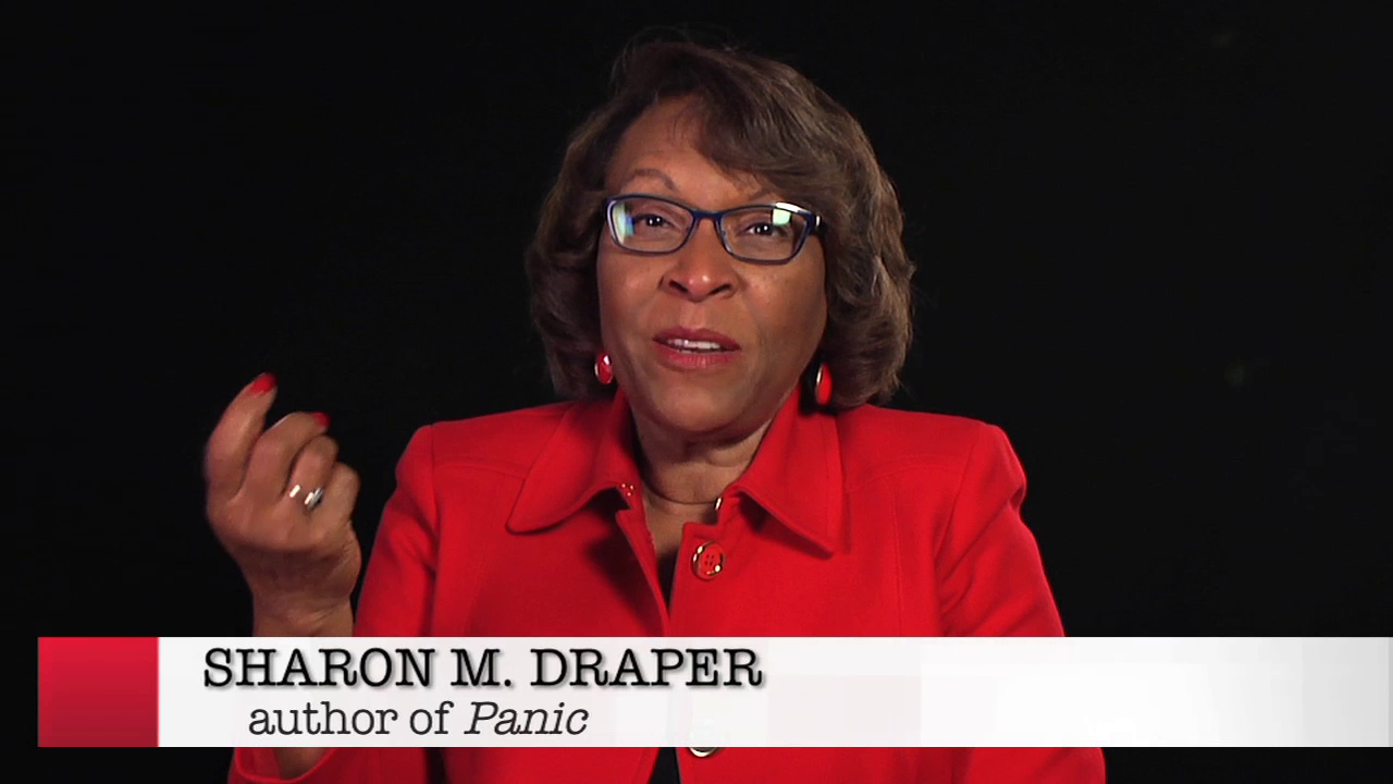 Sharon Draper: What Are You Reading?