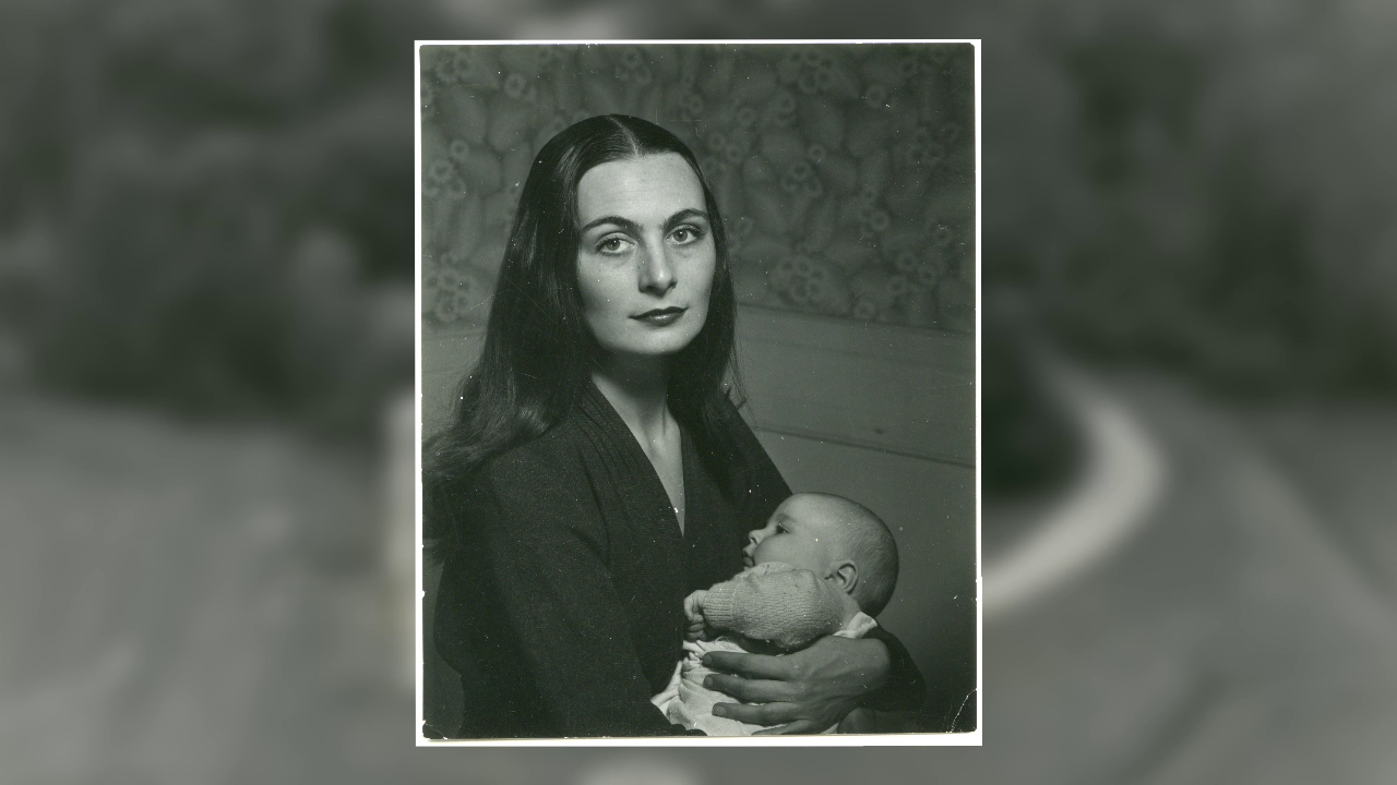 Anjelica Huston on her Mother