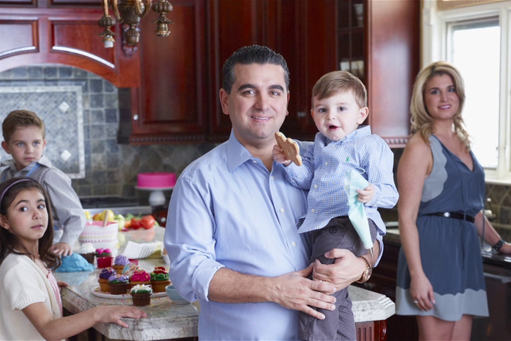 Family Celebrations with Buddy Valastro