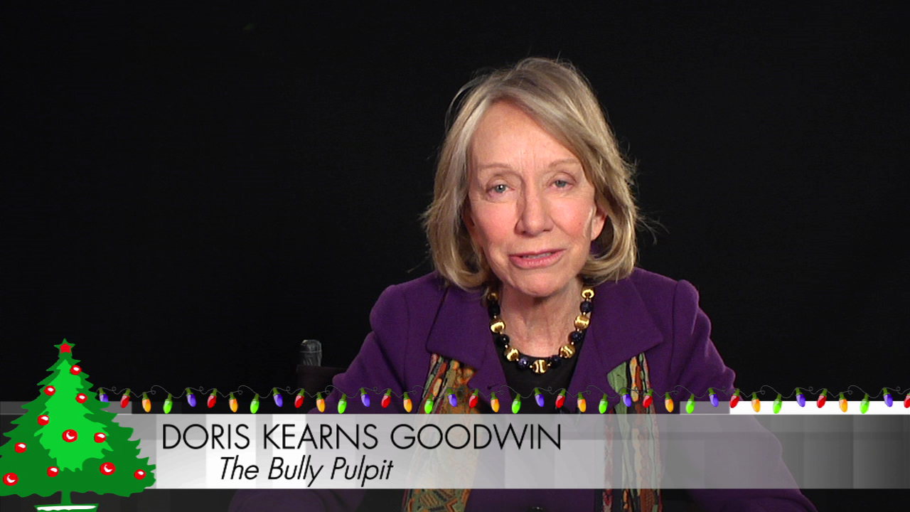 Pulitzer Prize winner Doris Kearns Goodwin's Christmas Memories