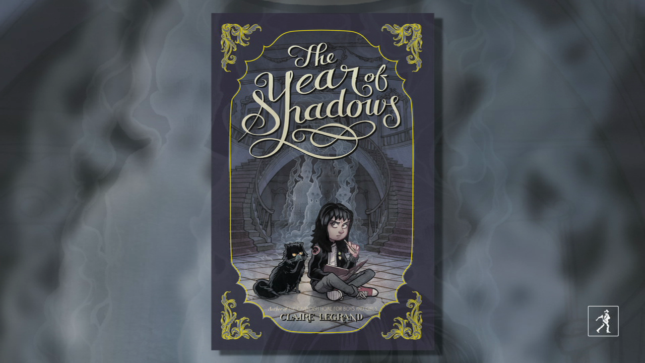 Claire Legrand and The Year of Shadows