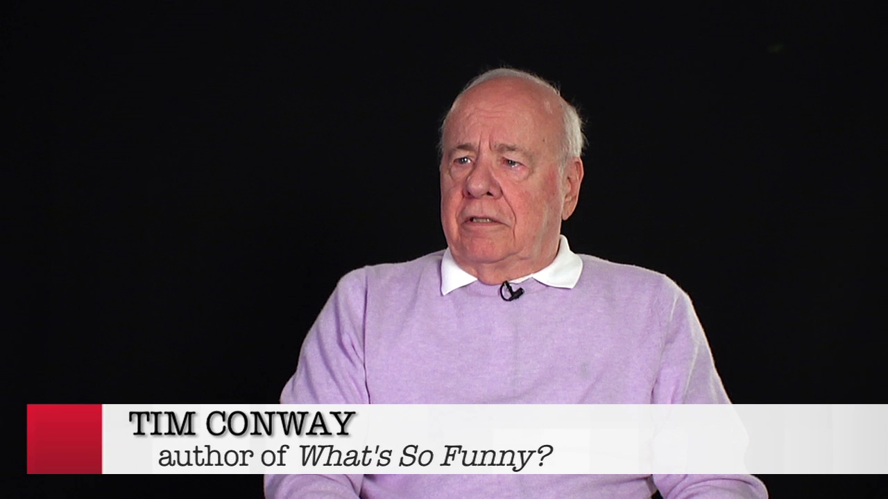 Tim Conway: What Are You Reading?