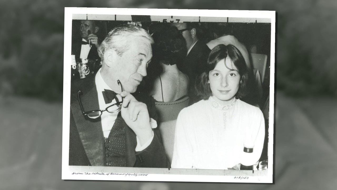 Anjelica Huston on her Father, John Huston
