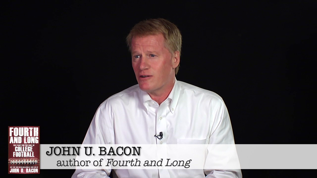John U. Bacon: What Are You Reading?