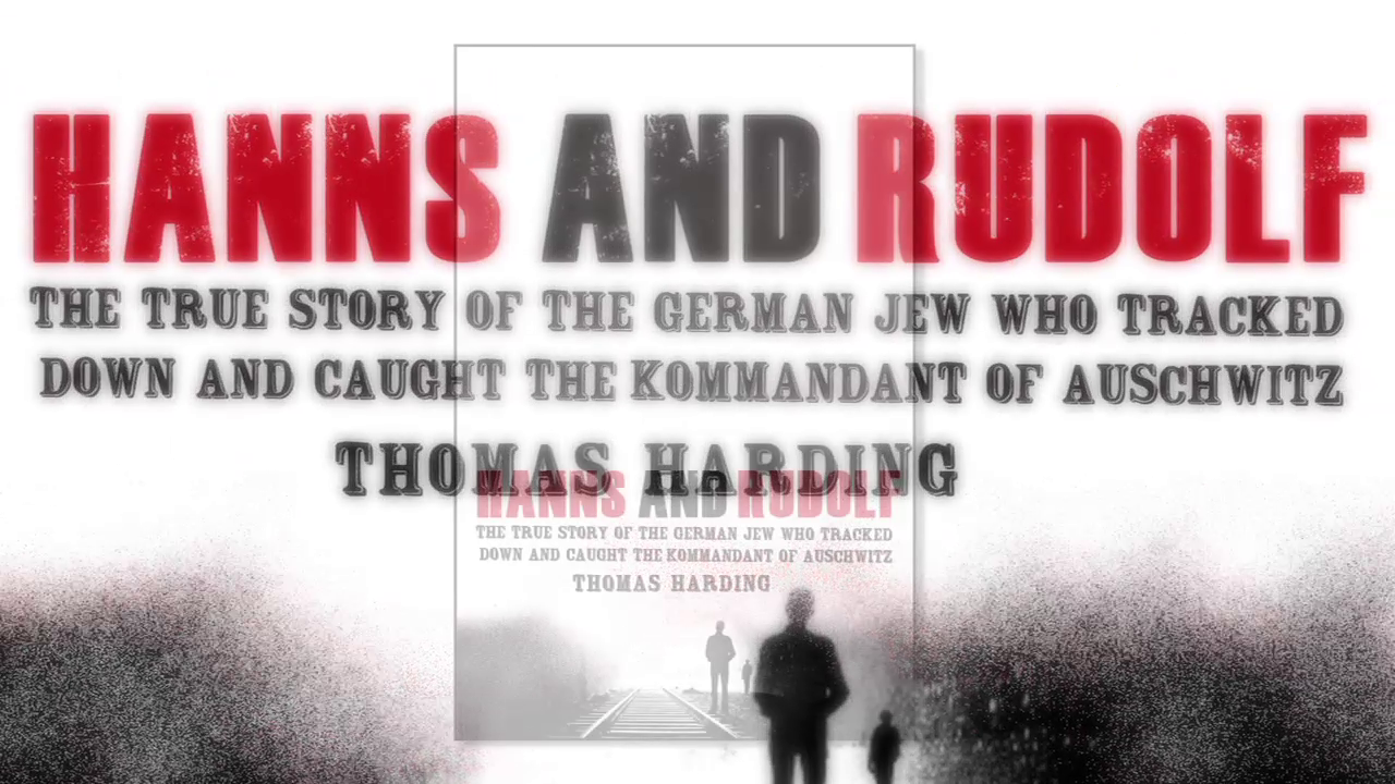 Thomas Harding on the true crime story of Hanns and Rudolf